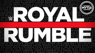 WWE 2K18 - Universe Mode - Royal Rumble | Kholo.pk