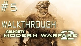 Gambar cover Call of Duty: Modern Warfare 2 -  Walkthrough - Mission 5 Takedown (PC/PS3/Xbox 360)