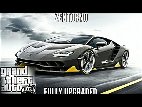 🔴WATCH GTA ONLINE - 5 FULLY UPGRADED ZENTORNO | GIANT SPEDING SPREE | FULL UPGRADE