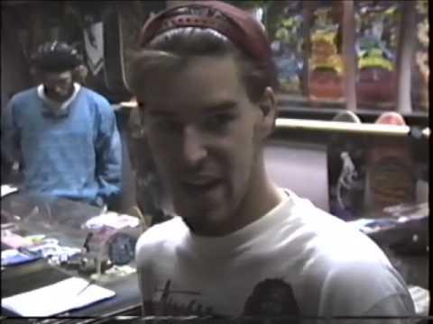 Skank Skates January 1991