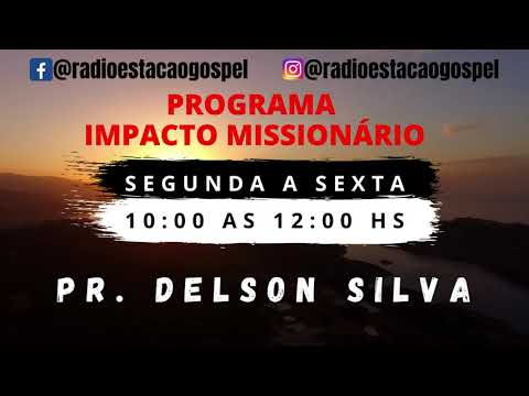 JESUS CRISTO VAI VOLTAR - PASTOR DELSON SILVA