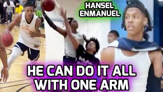 Hansel Enmanuel Is Coming DIFFERENT This AAU SEASON! Full Highlights From First 2 GAMES Of Summer 🔥