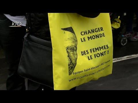 Les Equipes Saint-Vincent, des femmes au service des plus fragiles