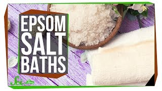 Do Epsom Salt Baths Do Anything?