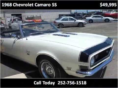 1968 Chevrolet Camaro SS for Sale - CC-888241