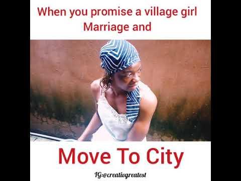 Village Girl In Love