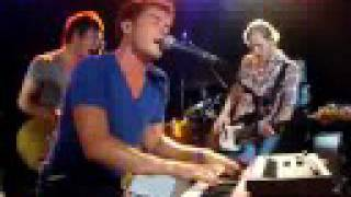 "Jon McLaughlin ""Perfect"" live in Detroit"