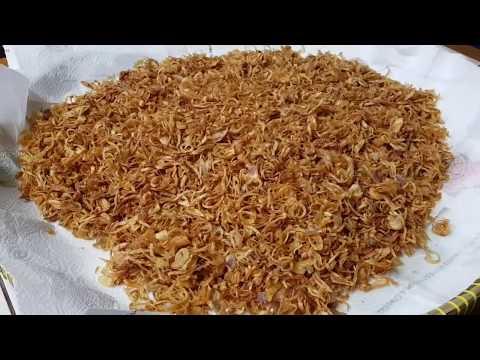 Bawang Goreng Renyah 5 kg | Bawang goreng crispy | Vetrarini Leroy