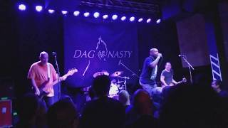 "Dag Nasty ""Exercise""- the Constellation Room 12/9/17"