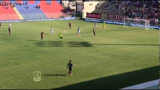 preview picture of video 'Crotone-Carpi 1-1'