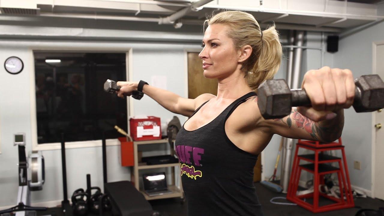 Women's Shoulders Workout – Best Shoulder Exercises!