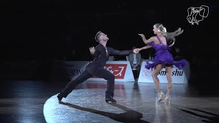 2019 WDSF World Open Tokyo | Latin Final | DanceSportTotal