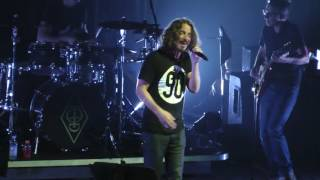 Temple Of The Dog - Pushing Forward Back (Upper Darby,Pa) 11.4.16