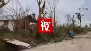 Death toll rises in Haiti following Hurricane Matthew