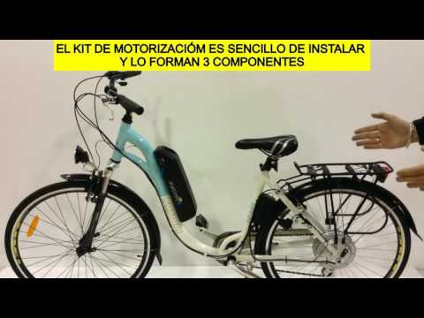 Bicicleta Paseo Fotona