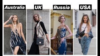 Beauty Standards Around The World - Photoshoot