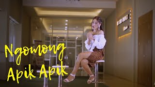 Vita Alvia   Ngomong Apik Apik   Koplo ( Official Music Video ANEKA SAFARI )