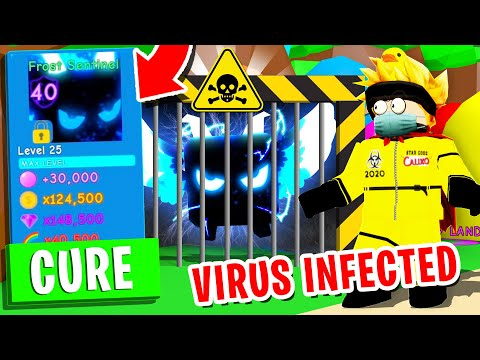 This *NEW* TOXIC VIRUS Has INFECTED All Roblox Bubblegum Simulator SECRET Pets!! (We Found The Cure)