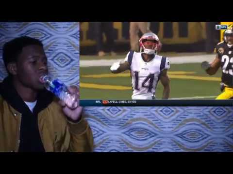 PATRIOTS GOING TO THE SUPERBOWL!!! Patriots vs. Steelers   NFL Week 15 Game Highlights