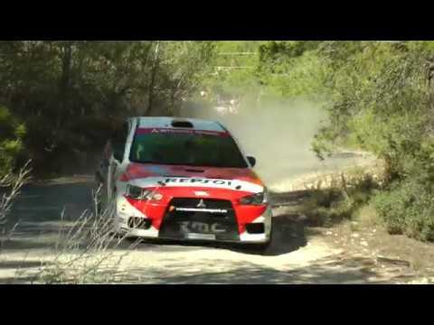 Rallye La Nucía - Mediterraneo 2016 | TC-4 Relleu - Orxeta