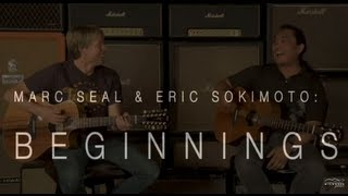 Marc Seal & Eric Sakimoto On Taylor Guitars & Their Early Years  •  Wildwood Guitars Interview