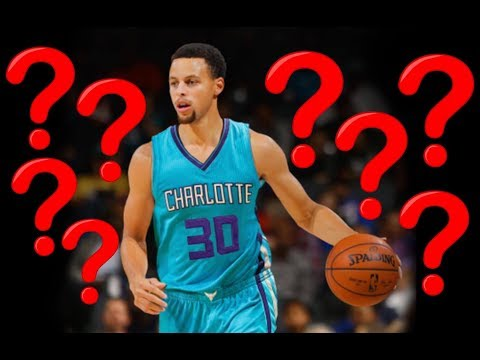 10 Teams Steph Curry May Sign With For The 2017 Season