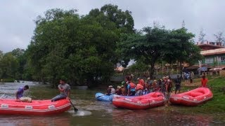 River Rafting in Cauvery