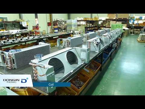 Máy lạnh thùng Dongin Thermo Korea