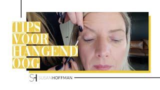 Heb je ook last van beginnende hangende oogleden?