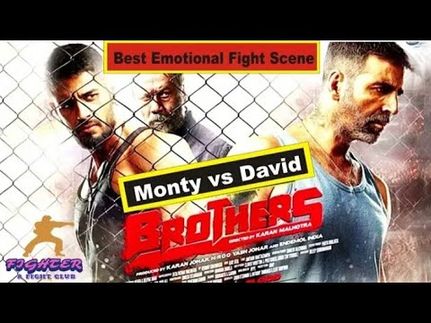 Download Best Fight Scene Brothers Movie David Vs Monty HD (Part-2/2) HD Mp4 3GP Video and MP3