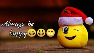 Always be Happy || New Whatsapp Status & Quotes ||