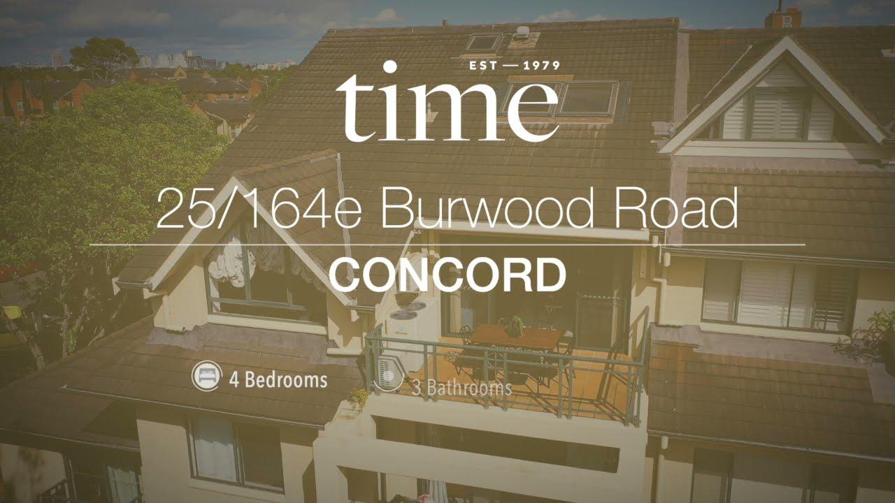 25/164e Burwood Road, Concord NSW