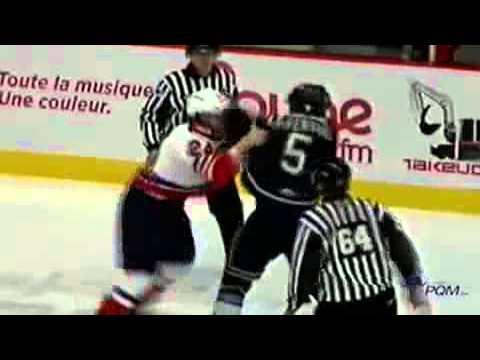Kyle Haas vs Mathieu Laverdure