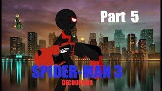 Spider-Man 3: Decoupling Part 5 (Рисуем мультфильмы 2)