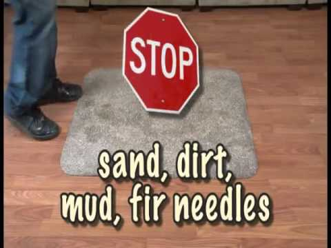 Miracle Door Mat - Dirt Trapping Floor Mats that Stop dirt in its tracks