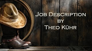Job Description by Theo Kühr with Lyrics