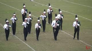 West Brunswick High School Marching Band 10/7/2017