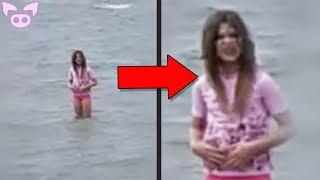 Scary Beach Photos That Can't Be Explained