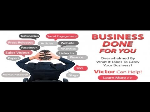 Victor Holman – Why Small Business Owners Struggle