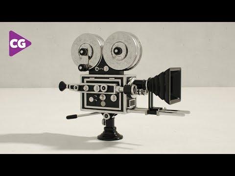 C4D Looping Camera Shake