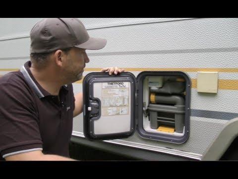 #003 Grundausstattung im Wohnwagen: Wasser, Frischwasser, Abwasser, Strom für Anfänger