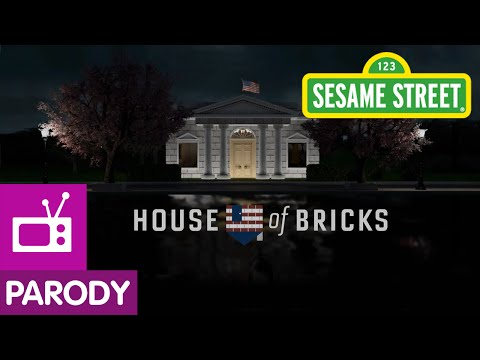 Sesame Street Perfectly Parodies House Of Cards