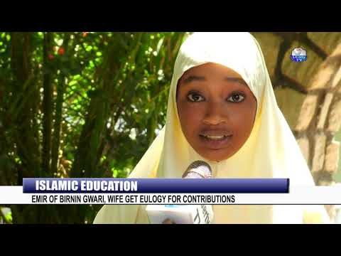 Islamic Education: Emir Of Birnin Gwari, Wife Get Eulogy For Contributions