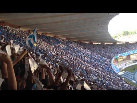 """""""Paysandu entrando em campo na Final do Campeonato Brarsileiro da Série C - Paysandu 3 x 3 Macaé-RJ"""" Barra: Alma Celeste • Club: Paysandu"""