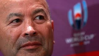 video: Eddie Jones hits back at Warren Gatland: 'All the best for the third place playoff'