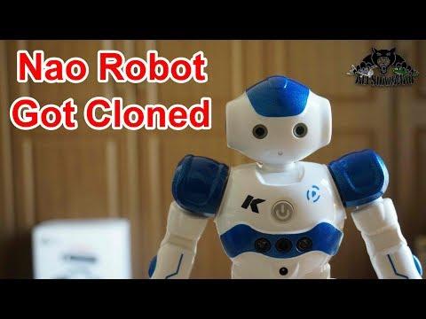 JJRC Cady Wida Gesture control Dancing Humanoid Robot For Kids
