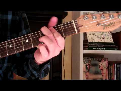 How To Play the Gmaj9 Chord On Guitar (G major ninth) 9th