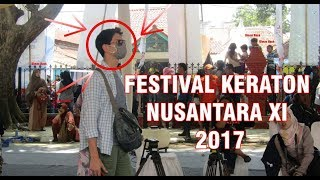 Full Acara Pembukaan Festival Keraton Nusantara XI 2017 Di Cirebon Ada DIMAS BECK