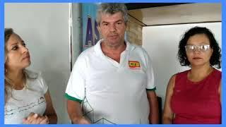 Presidente da CTB-Bahia Pascoal e a vice-presidente Rosa de Souza, atestam a lisura do processo nas eleições da ASSUFBA-Sindicato. Vote chapa 1- Sindicato é pra lutar!