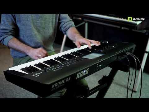 KORG KROME EX PIANO SOUNDS